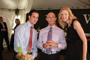 Kyle Pinsonneault, Daniel Dolce, Haley Wilkins