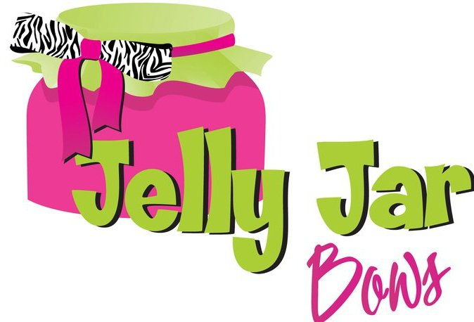 Jelly Jar Bows