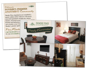 Dundee Pines Postcard