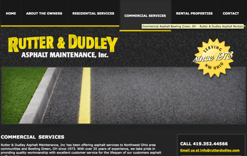 Asphalt Pavement website