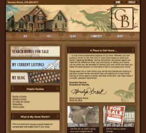 Toledo Ohio Real Estate Agent Website