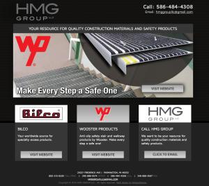 Farmington Michigan Safety Construction Products Website