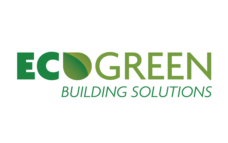 Green Building Materials Logo