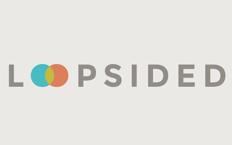 Loopsided logo