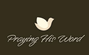 Praying His Word logo