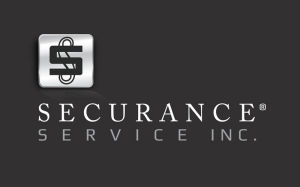 Insurance Professional Logo dark reflection
