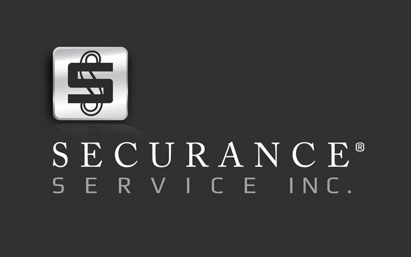 Insurance Professional Logo dark reflection