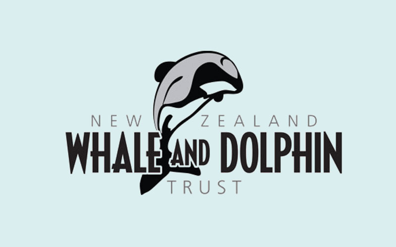 New Zealand Hector Dolphin logo