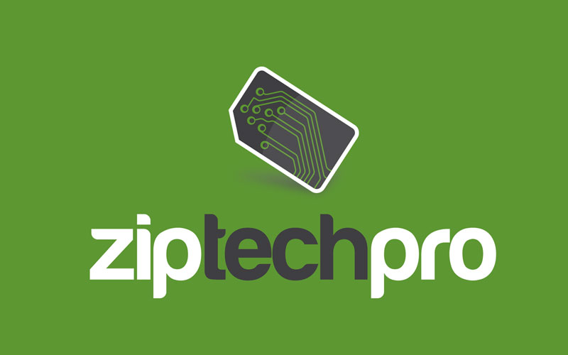 Zip Tech Pro IT logo