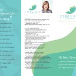 Deb Reis Patient Brochure
