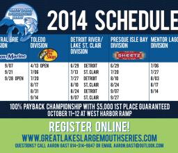 GLLS 2014 Schedule