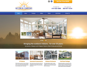 SE Wisconsin Sunrooms