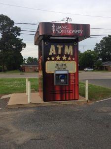 Custom Design Freestanding ATM