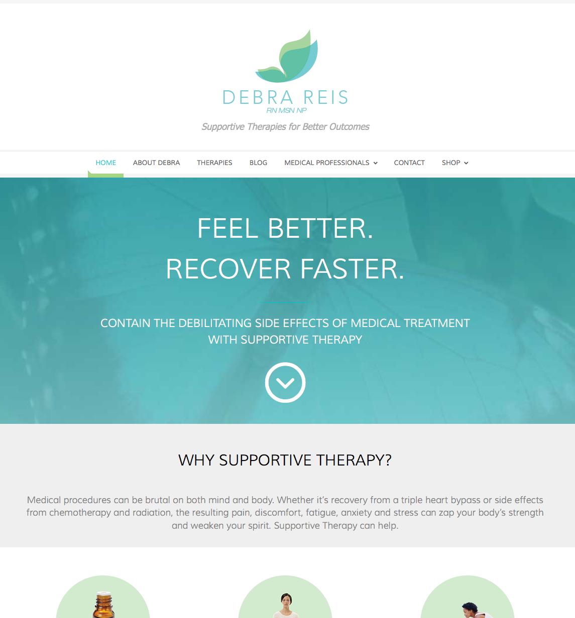 Debra Reis RN Therapy