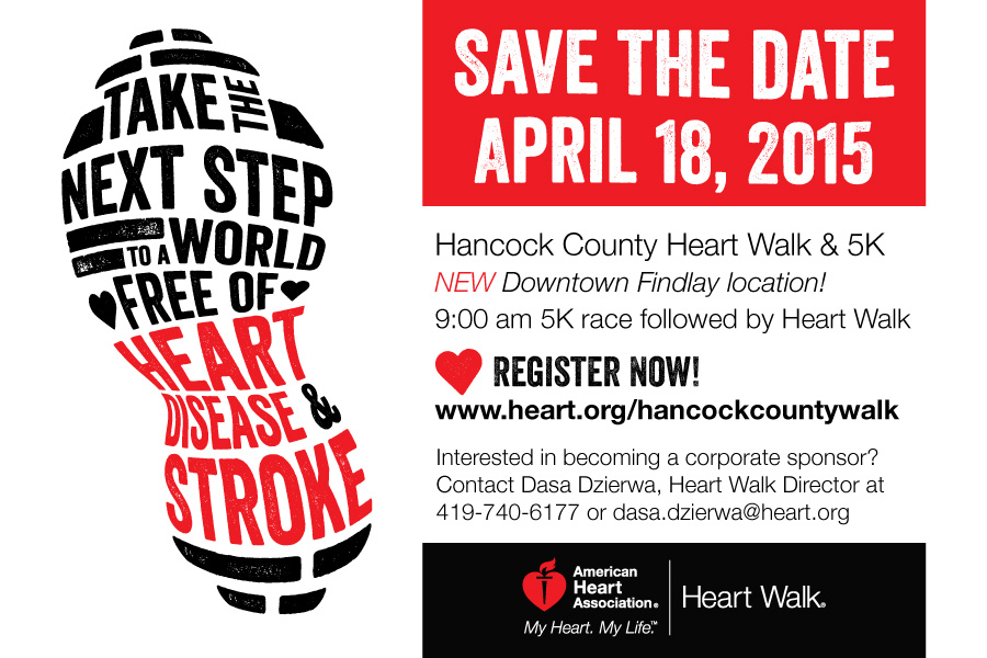 save the date heart association