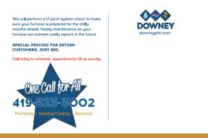 Downey eleciric postcard
