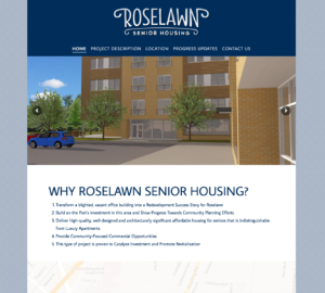 Bond Hill Roselawn Senior Center