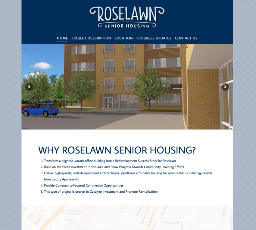 Bond Hill Roselawn Senior Center