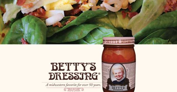 Betty's Dressing