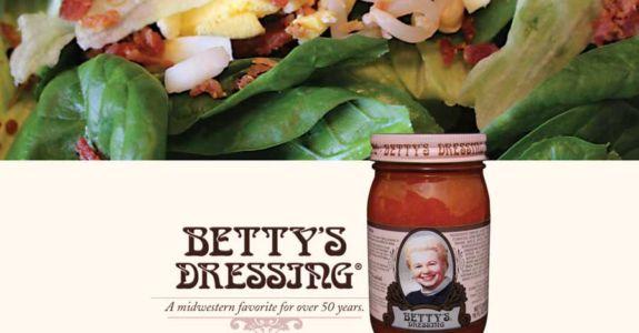 Betty's Dressing