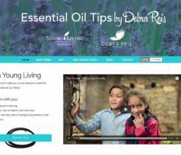 Essential Oil Tips by Debra Reis