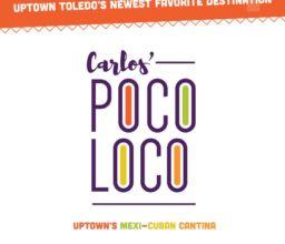 Carlos' Poco Loco Poster